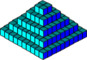 Pixel Piramide