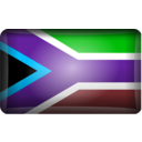 download South African Flag 1 clipart image with 135 hue color