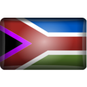 download South African Flag 1 clipart image with 225 hue color