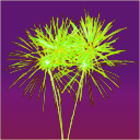 download Firework clipart image with 45 hue color