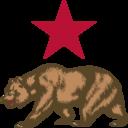 California Star And Bear Clipart