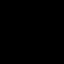 13 Black Transparent Circles