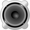 download Speaker clipart image with 225 hue color