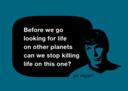 Spock No Killing