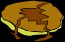 Fast Food Breakfast Pancakes