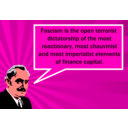 download Georgi Dimitrovs Definition Of Fascism clipart image with 315 hue color