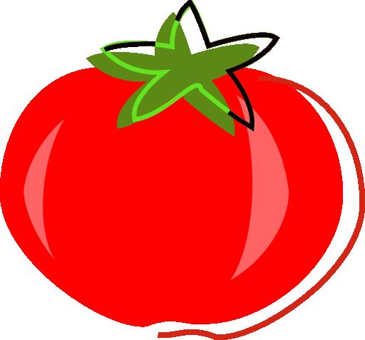 Vintage Tomato Clipart | i2Clipart - Royalty Free Public