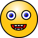 Emoticons Laughing Face