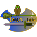 download Doudoulinux clipart image with 45 hue color