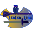 download Doudoulinux clipart image with 225 hue color