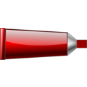 Color Tube Red