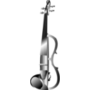 download Electric Violin Yamaha clipart image with 135 hue color