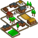 Rpg Map Symbols Village