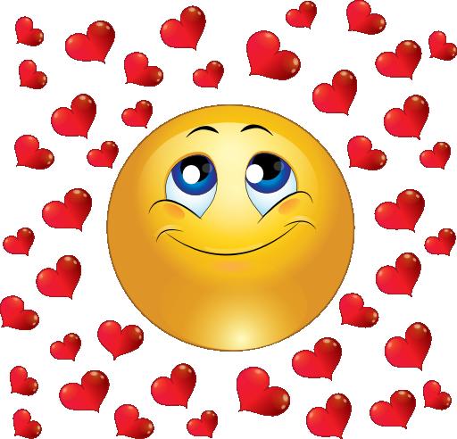 Smiley emoticon lover boy smiley emoticon