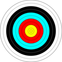 Fita Official Face Archery Target