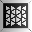 Abstract Tile 49