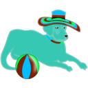 download Perruno clipart image with 135 hue color