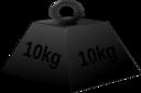 10 Kg Weight