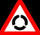 Roadsign Roundabout