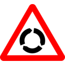 Roadsign Roundabout