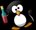 Drunk Penguin