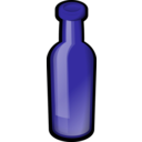 download Bottle clipart image with 225 hue color
