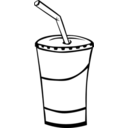 Fast Food Drinks Soda Fountain