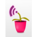 download Rss Flower clipart image with 315 hue color