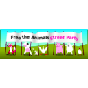 download Free Animals Demo clipart image with 315 hue color