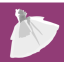 download Ballet Dress 3 clipart image with 225 hue color