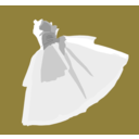 download Ballet Dress 3 clipart image with 315 hue color
