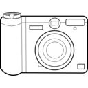 download Camera clipart image with 45 hue color