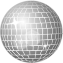 download Disco Ball Remix clipart image with 45 hue color