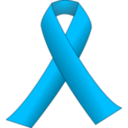 download Blue Ribbon clipart image with 315 hue color
