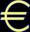 Monetary Euro Symbol