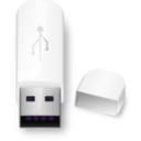 download Usb Flash Drive clipart image with 225 hue color