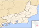 Mapa Do Rio De Janeiro