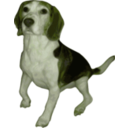 download Beagle Small Version clipart image with 45 hue color