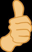 Thumbs Up Nathan Eady 01