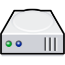 download Icon Hard Disk clipart image with 135 hue color