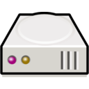 download Icon Hard Disk clipart image with 315 hue color