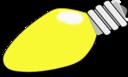 Christmas Lightbulb
