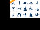 Yoga Siluete Set