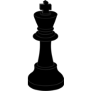Chess Piece Black King