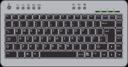 Btc6100c Uk Compact Keyboard