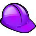 download Safety Helmet clipart image with 225 hue color
