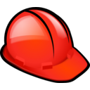 download Safety Helmet clipart image with 315 hue color