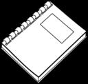 Cahier Spirale Spiral Notebook