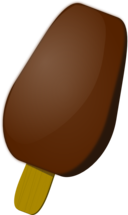 Chocolate Ice Cream Ledas