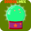 download Doudoulinux Crystal Ball 2 clipart image with 315 hue color